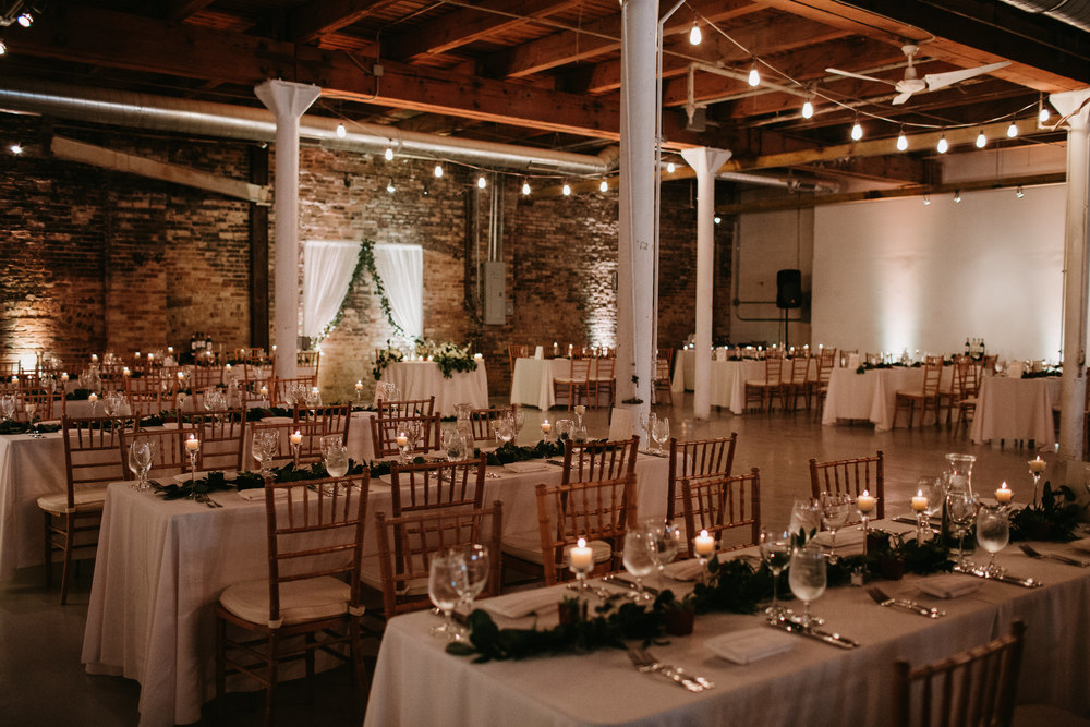 kenmare loft reception venue