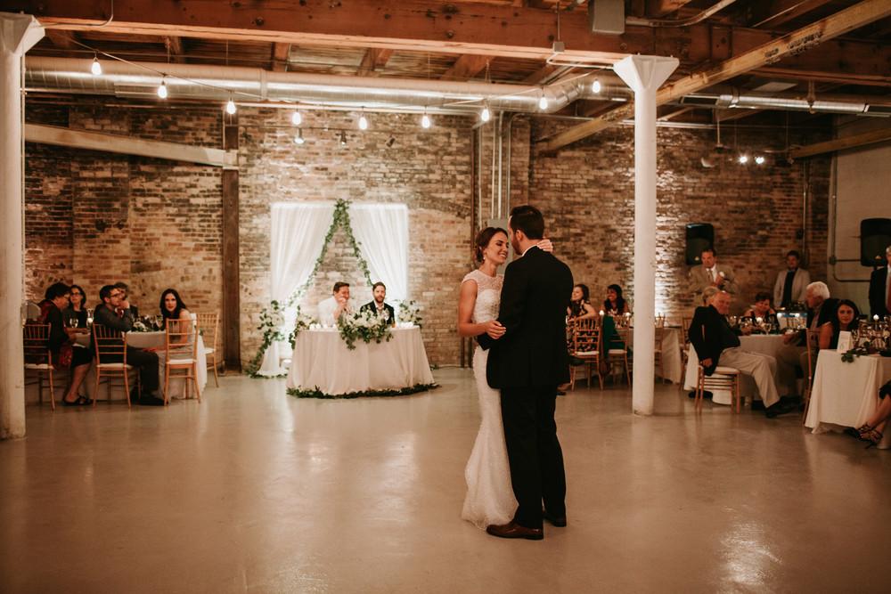 loft first dance