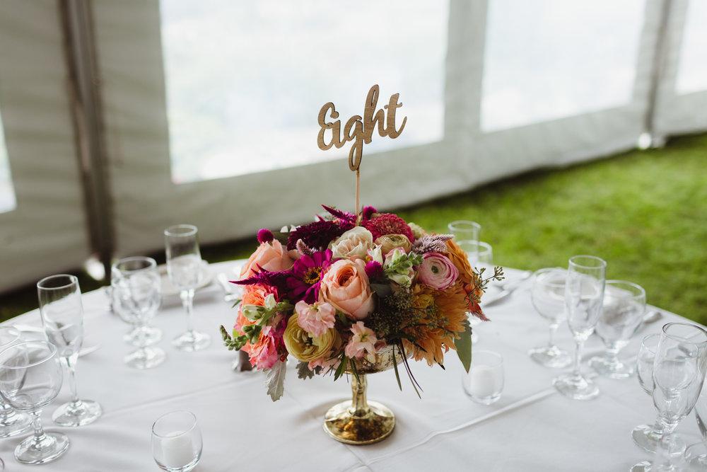 diy wooden wedding center pieces