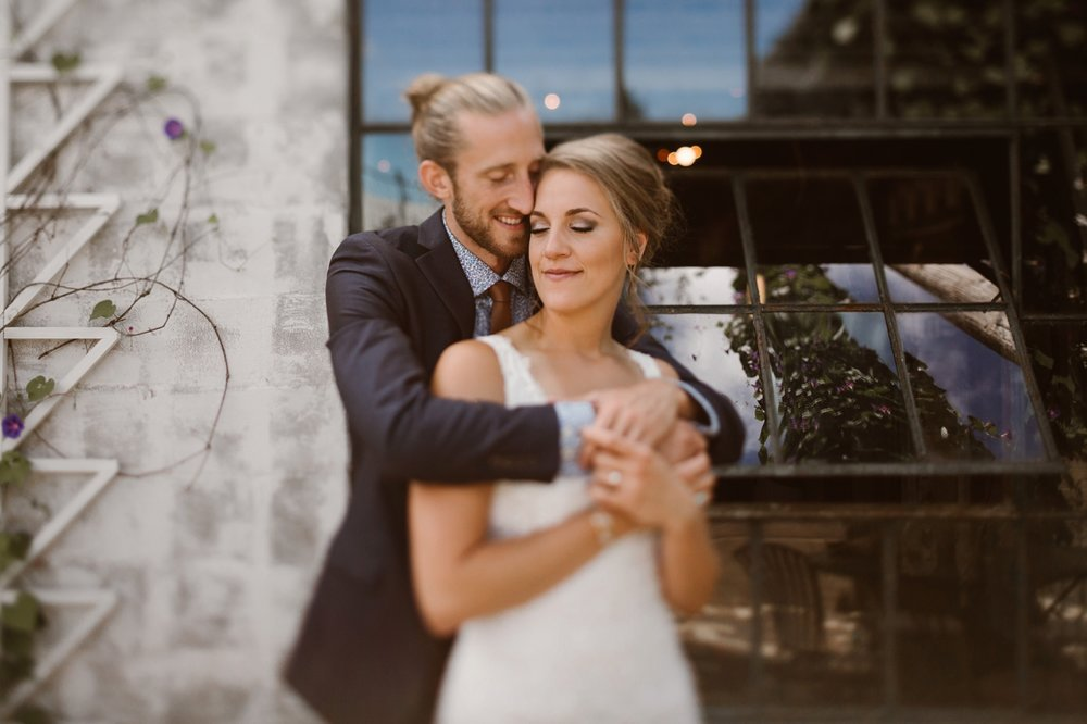 moody grand rapids wedding photographer