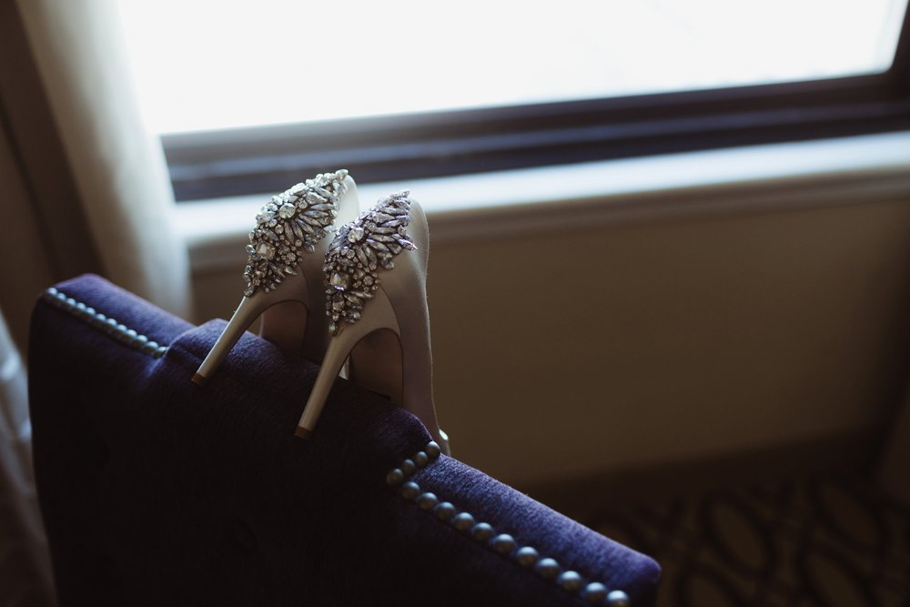 wedding detail shoe inspiration