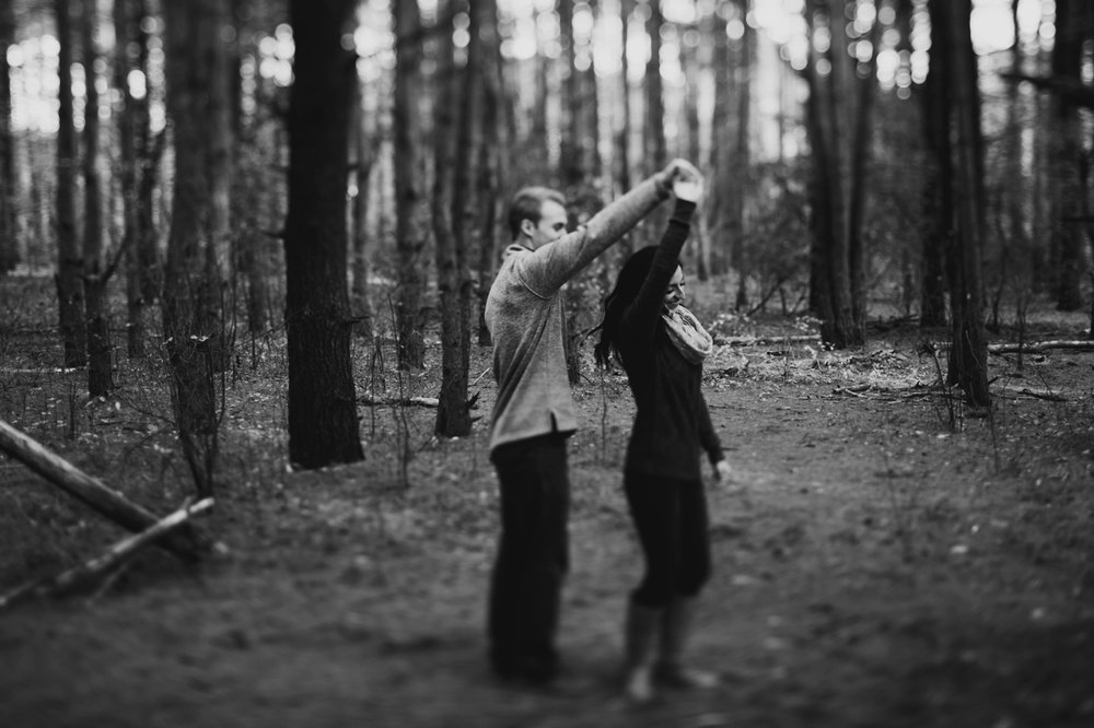 provin trails engagement photographer