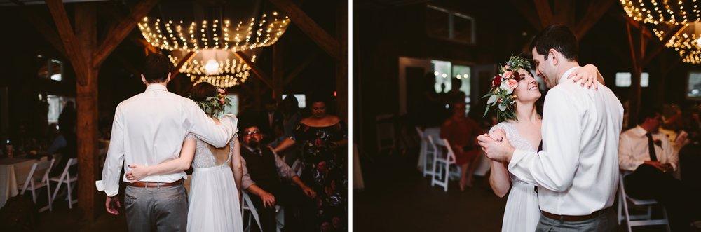 grand rapids loft wedding