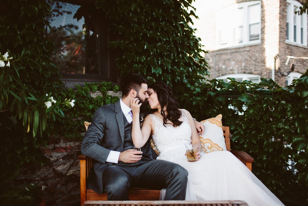 Firehouse Chicago Intimate Wedding