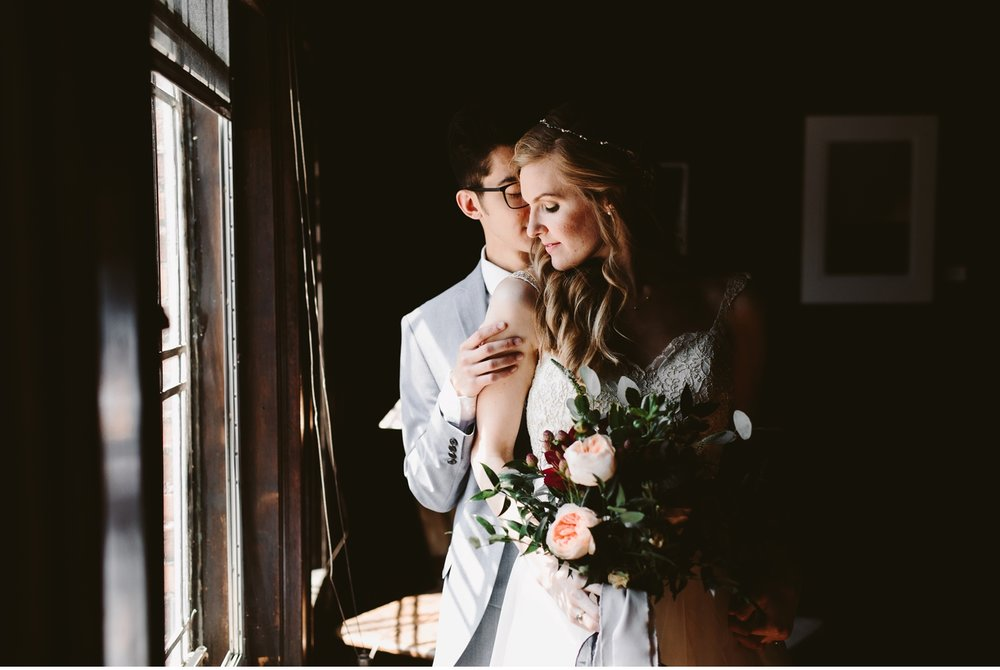 moody michigan museum wedding