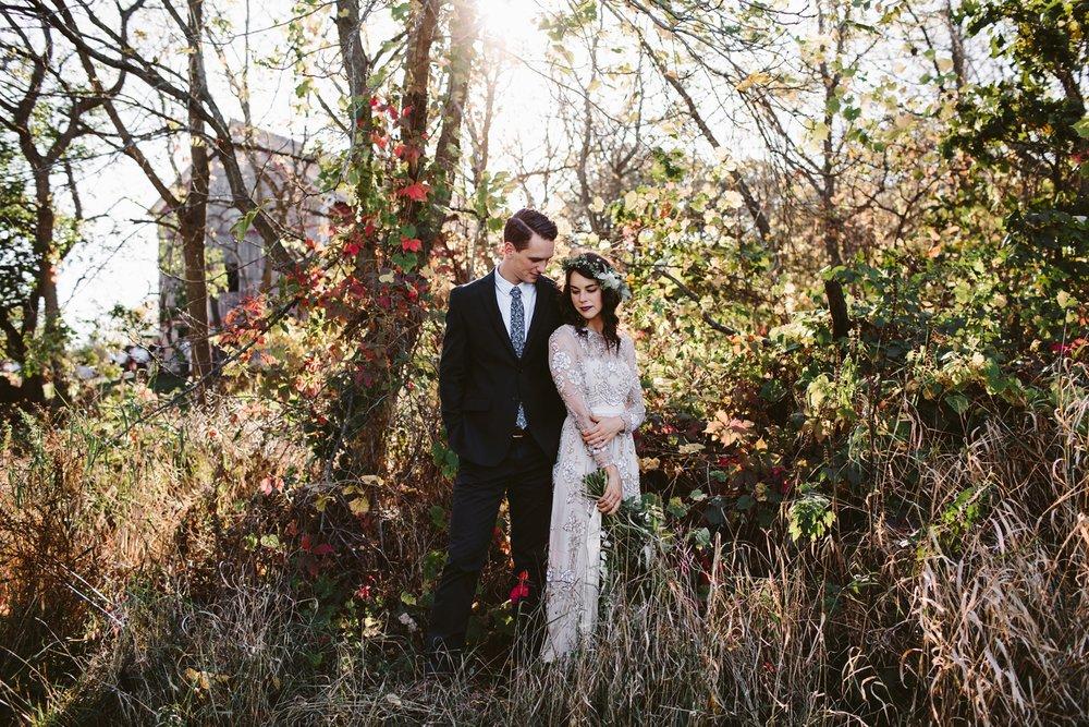 bohemian michigan wedding venue