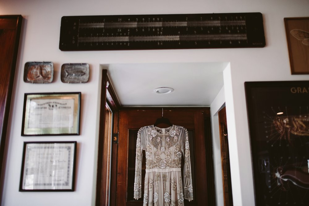 bohemian sequin bhldn wedding dress