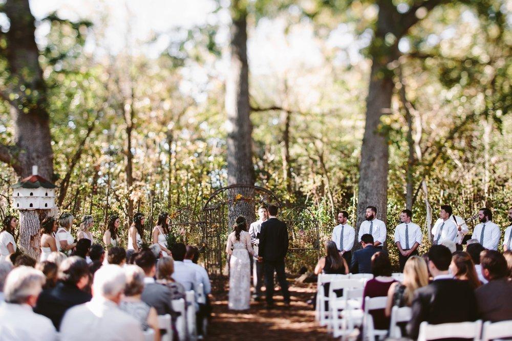 farm at dover outdoor wedding ceremony venue