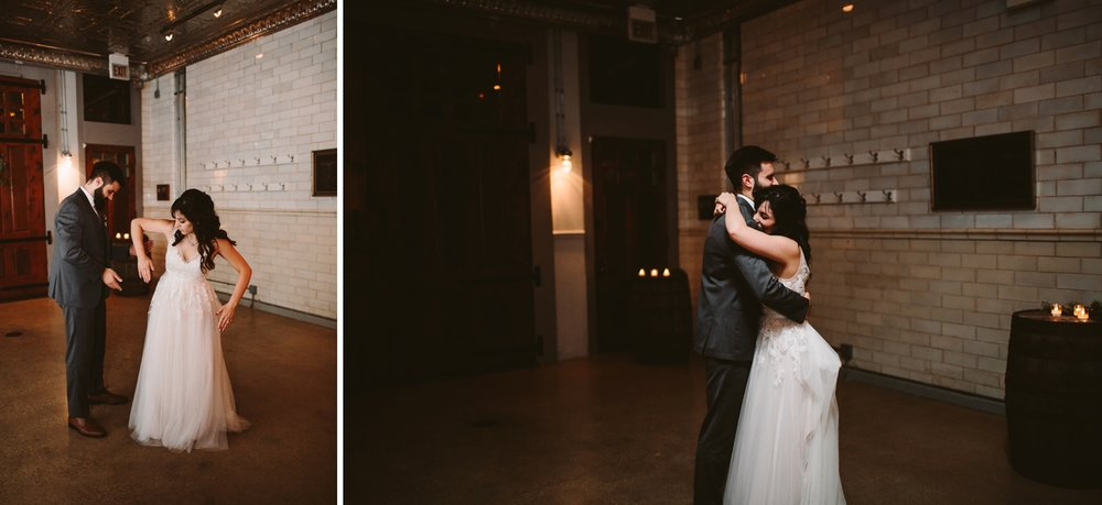 grand rapids loft wedding reception venue