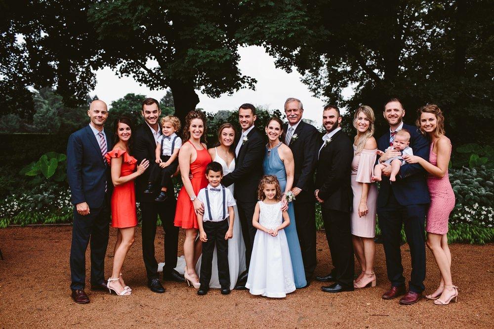 Morton Arboretum Wedding (C) O'Malley King