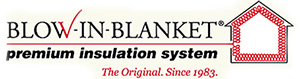 blow in blanket insulation system