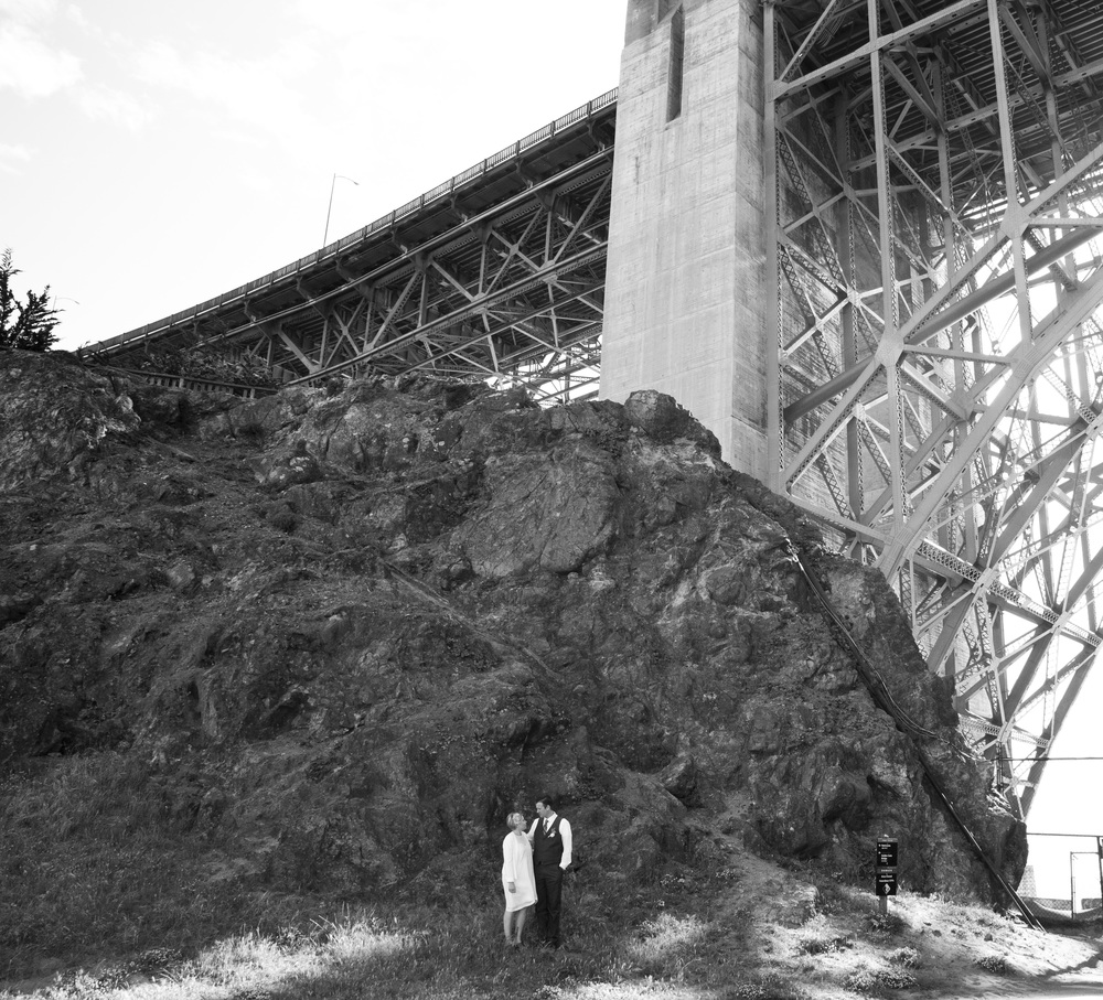 C&J - Under the Bridge Cropped - B&W.jpg