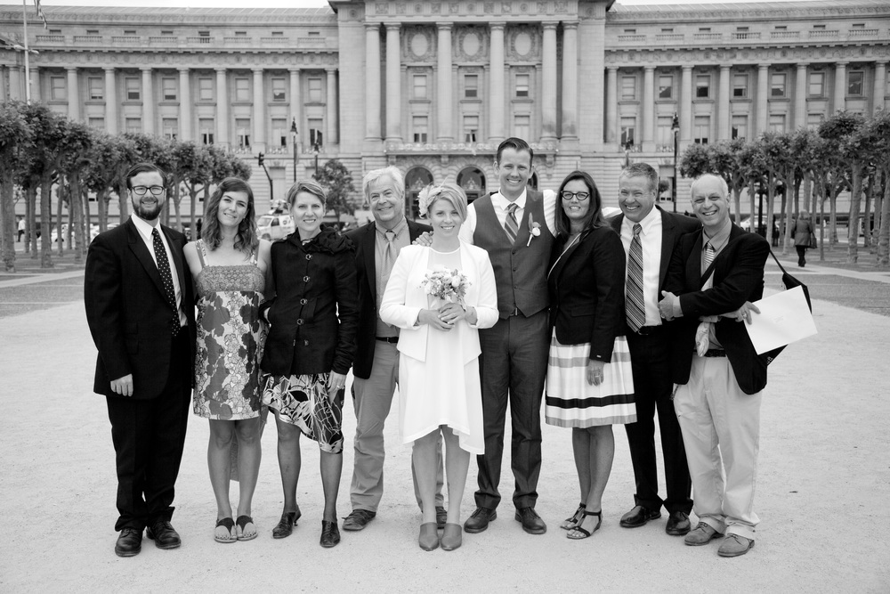 Group Shot - City Hall Plaza - B&W.jpg