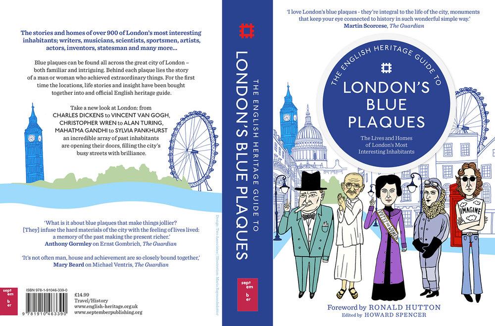 With Churchill, Gandhi, Pankhurst, Amy Johnson and Lennon
