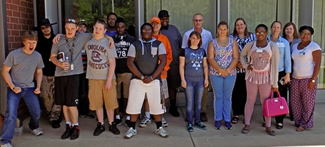 Bryant Center Summer Transition Program, Session 1