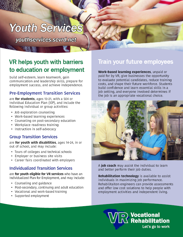 Youth Services Insert