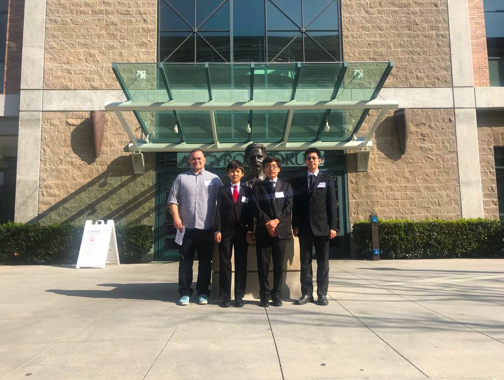 2018 chapman university ethics bowl