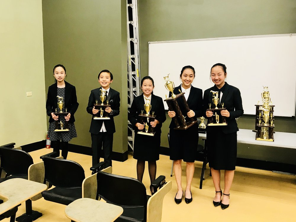 Poi finalists! Stephanie: 1st place national champion; christina: 3rd place; ashley: 4th place; allison: 5th place; kevin: 6th place.