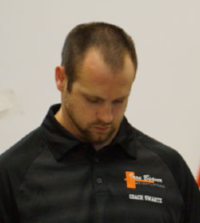 Chris Swartz  - President / Central Regional Rep /  Email: ironbeaverweightlifting@gmail.com