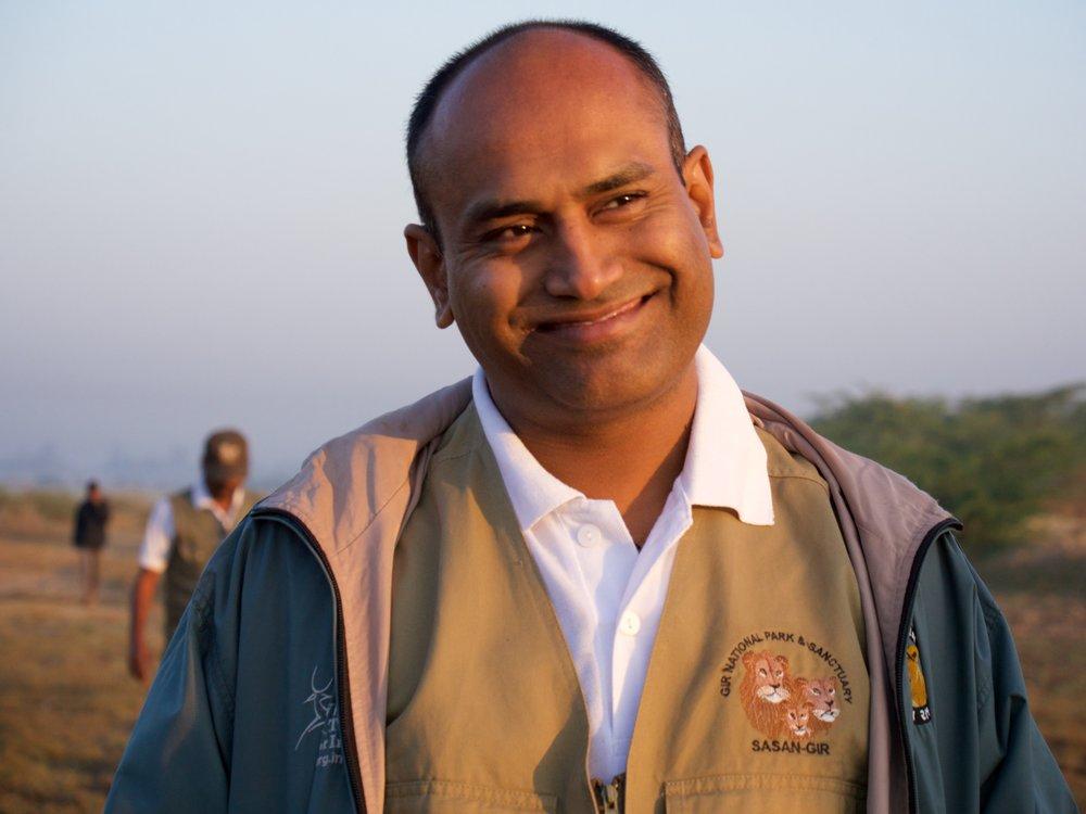 Jignesh Gohil
