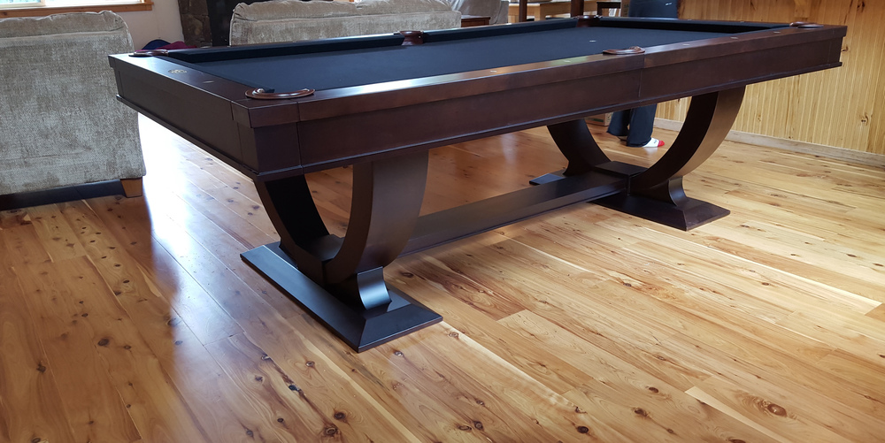Tom O Truckee CA Imagine That Pool Tables - Pool table guys