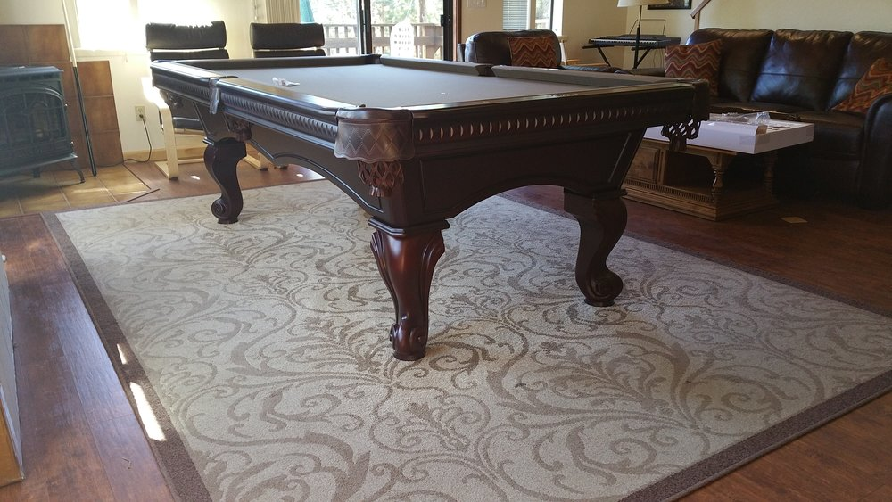 Mark O Kings Beach CA Imagine That Pool Tables - Budget pool table