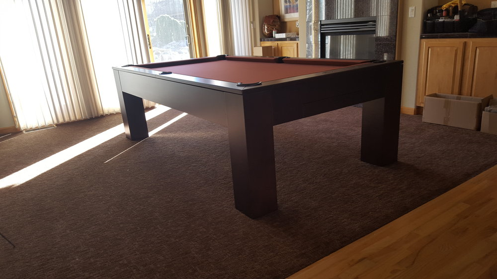 Greg P Reno NV Imagine That Pool Tables - Reno pool table