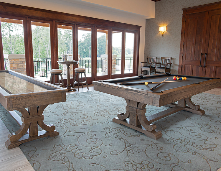 Game Room Packages