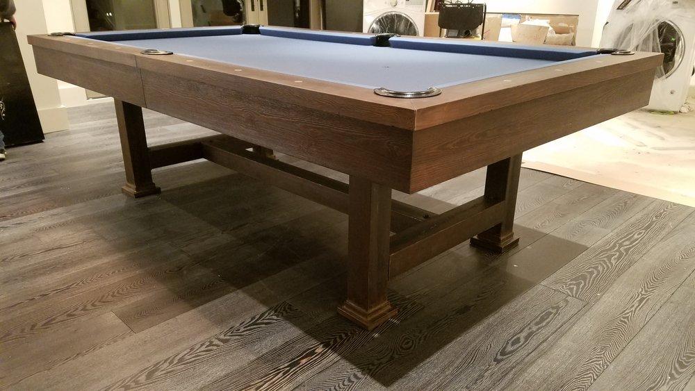 Interior Design Carnelian Bay Ca Imagine That Pool Tables