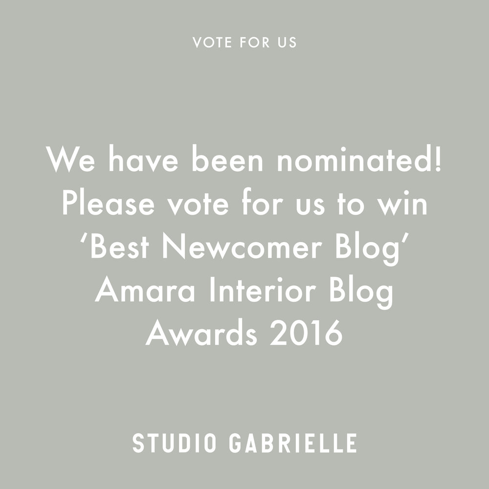 StudioGabrielle-VoteforUs-Amara-Interior-Blog-Awards-studiogabrielle.co.uk