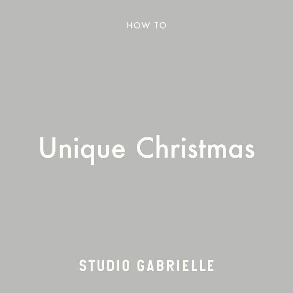 StudioGabrielle_HowTo_UniqueChristmas