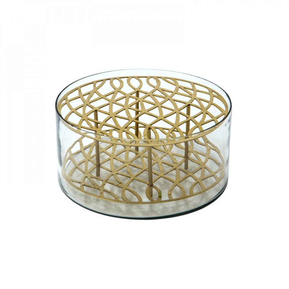 StudioGabrielle_Klong - Ang Vase Brass