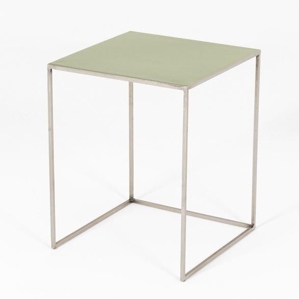 StudioGabrielle_Granger Hertzog - Pastel Jade Top Side Table