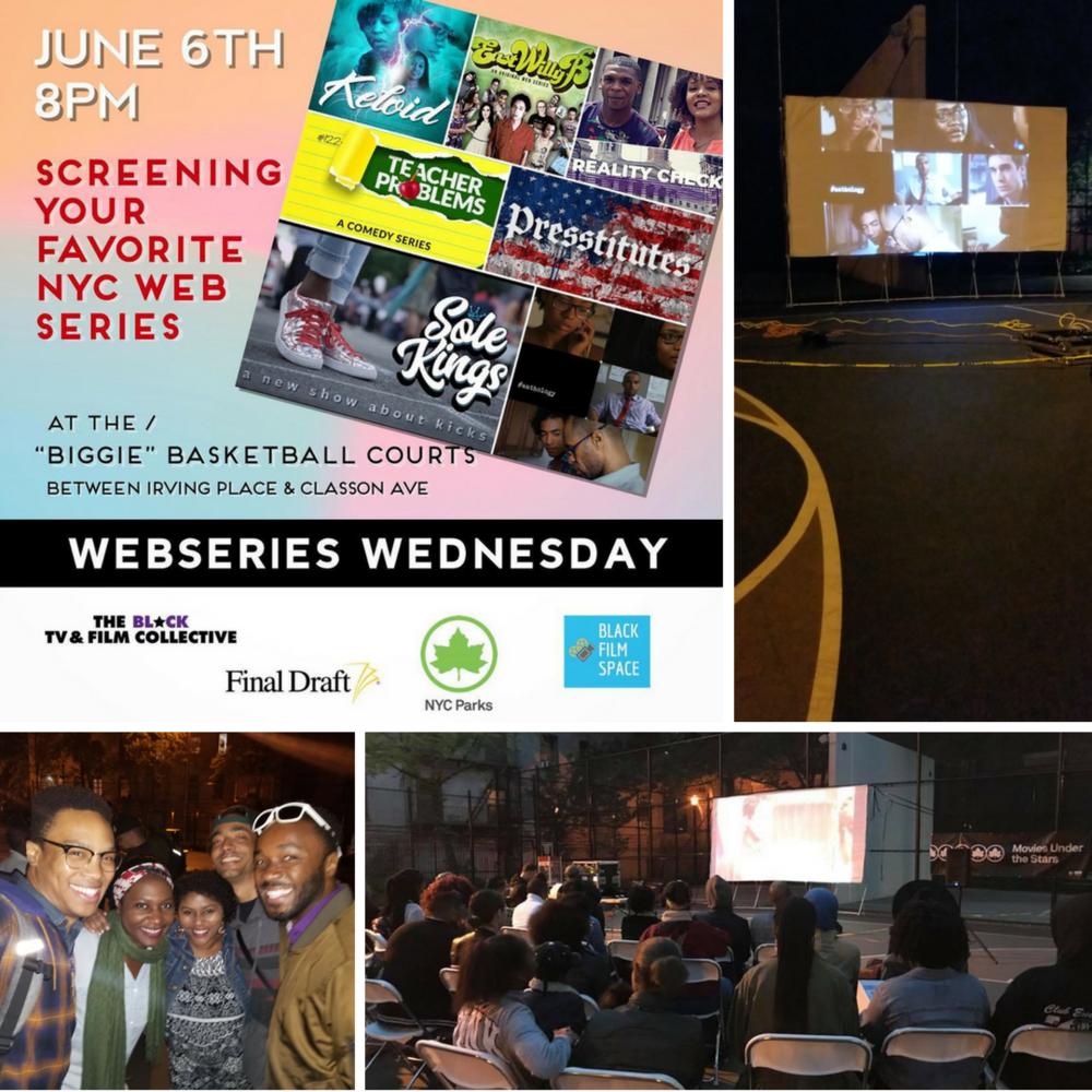 Webseries Wednesday Recap & More!