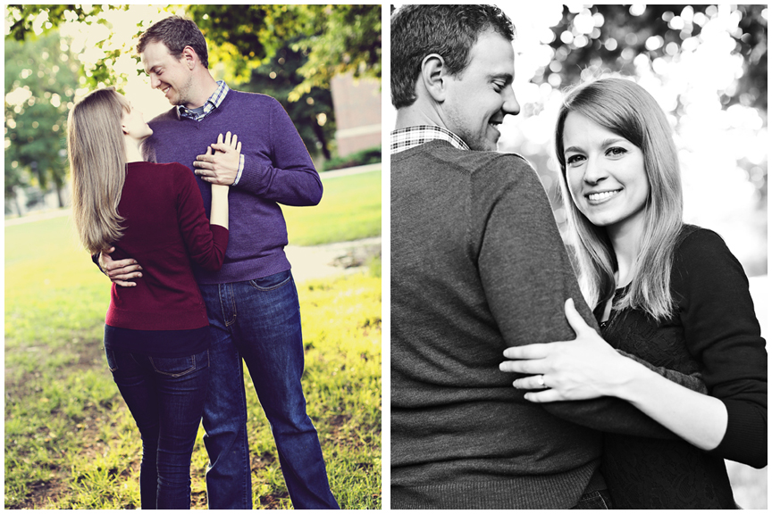 St Olaf Engagement Session