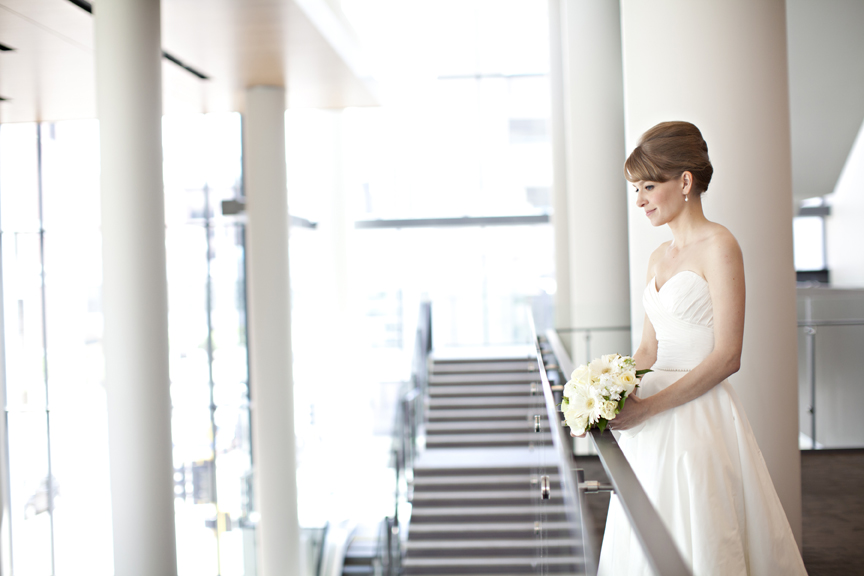Orchestra Hall Wedding