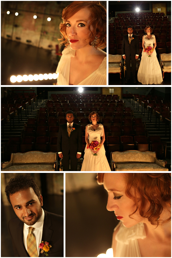Theatre Wedding