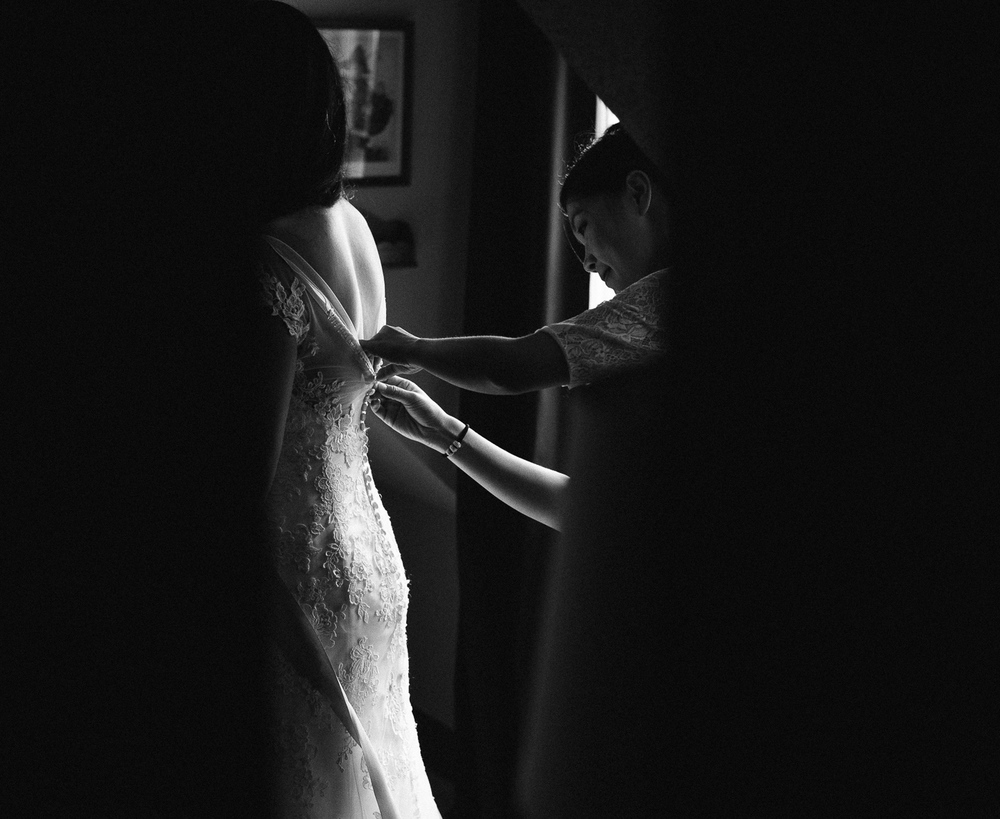 Getting Ready: Photo by Ryan Stadler