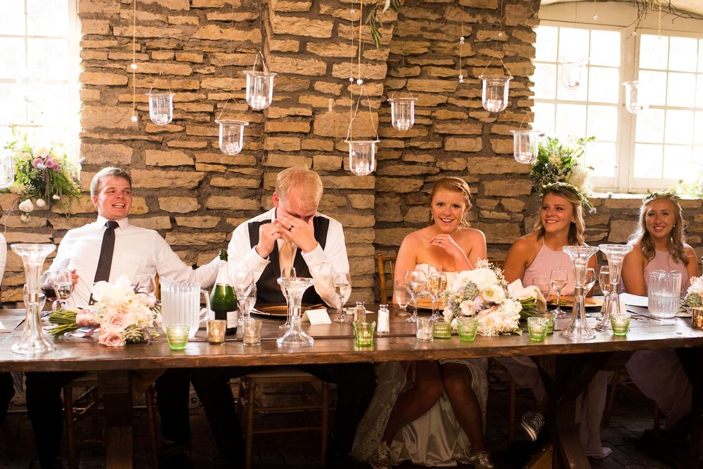 Mayowood Stone Barn Wedding Rochester, MN | Photography by Jackson Faith | Rivets & Roses