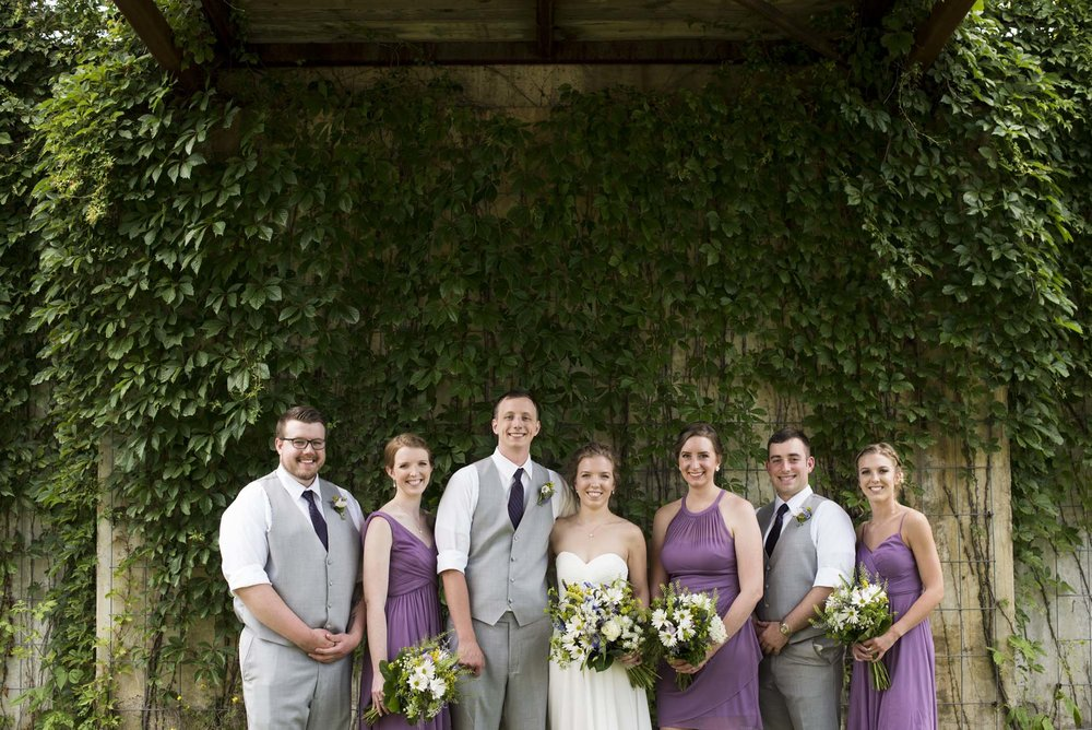 Elm Creek Chalet Wedding Maple Grove, MN | Photography by Melissa Hesse | Rivets & Roses