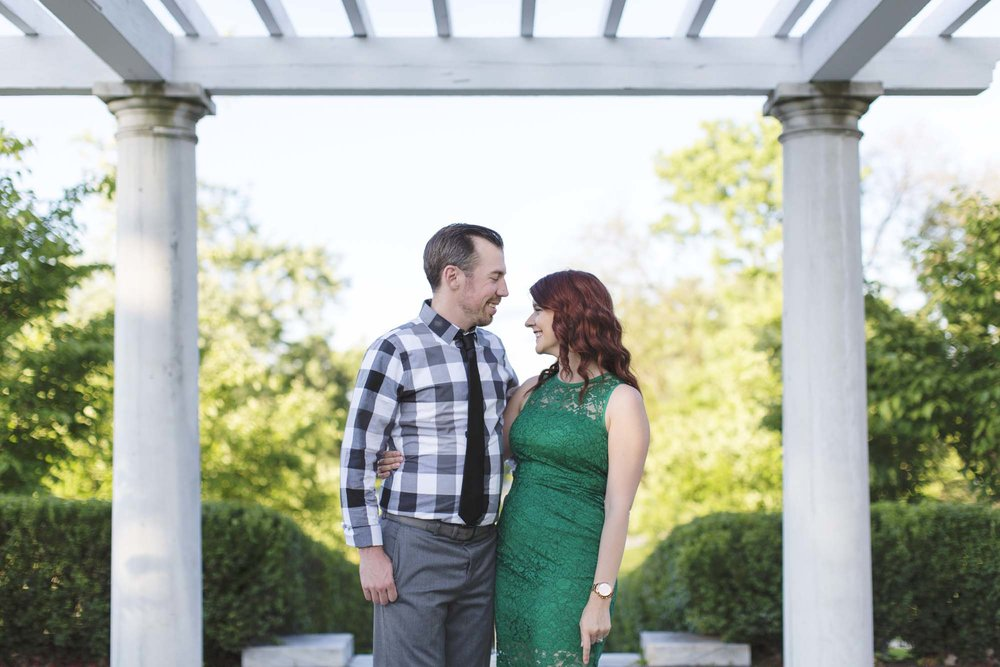 Minneapolis engagement sessions