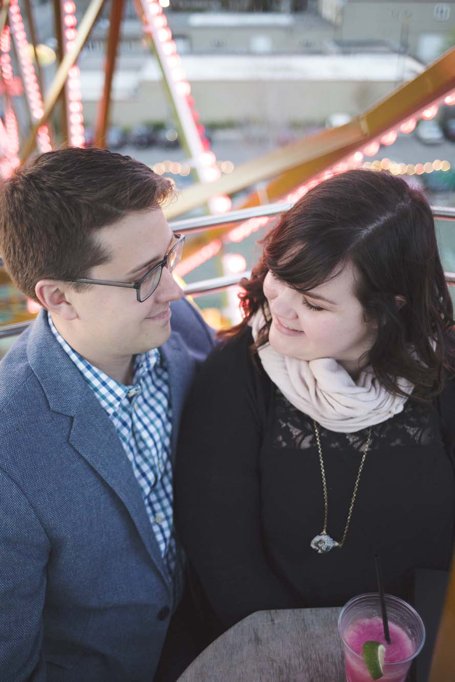 Engagement photography MN