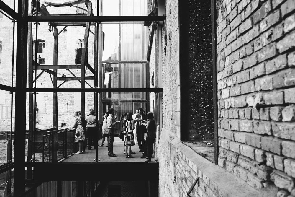 Mill City Museum Wedding Minneapolis, MN | Photography by Jess Ekstrand | Rivets & Roses