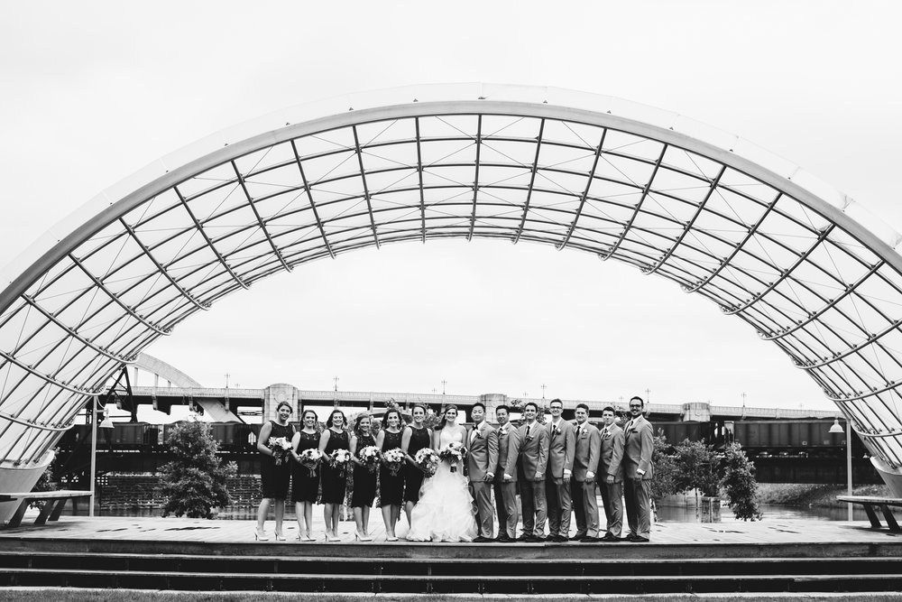 St. Paul Athletic Club Wedding MN | Photography by Jess Ekstrand | Rivets & Roses