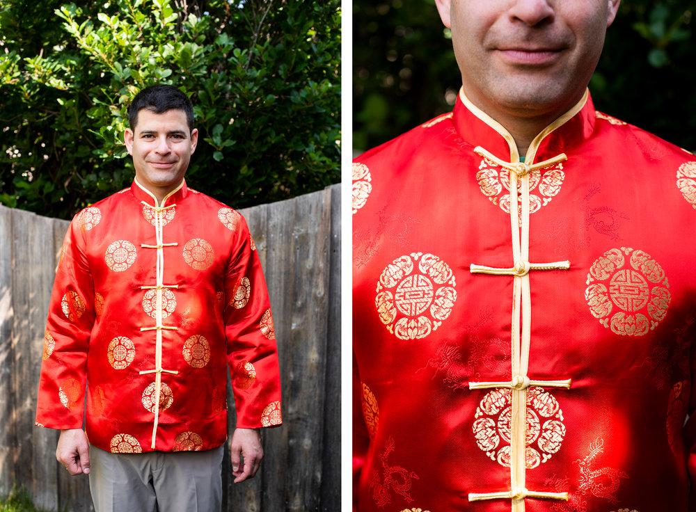 Chinese Tea Ceremony Wedding | Photo by Melissa Hesse