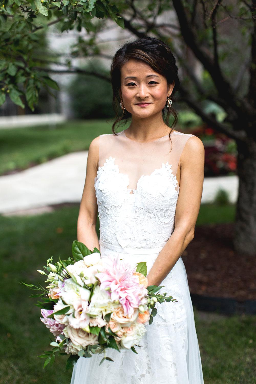 Minneapolis Club Wedding | Photo by Nicole McCoy | Rivets & Roses