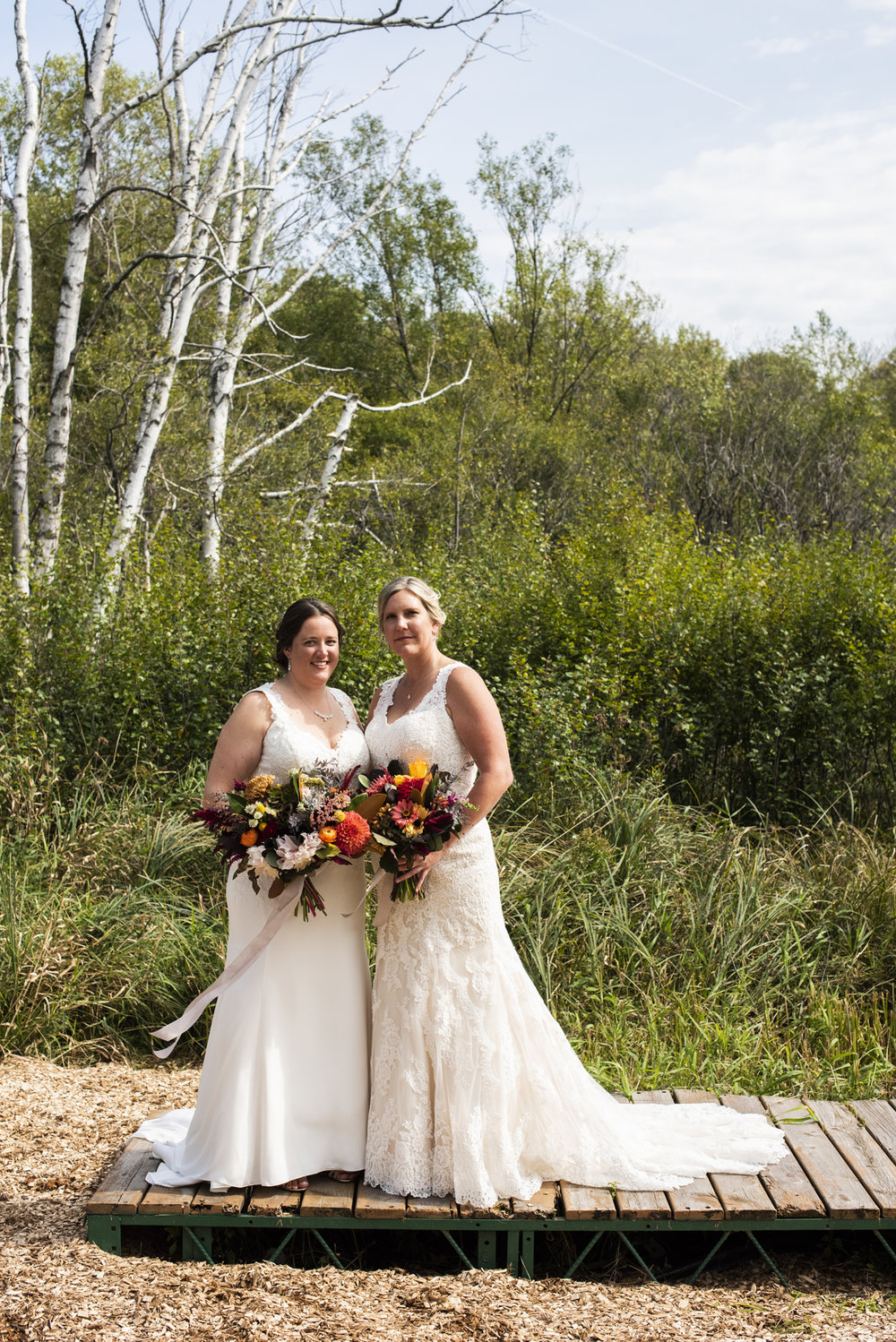 Breezy Point Resort Wedding, Minnesota | Photography by Melissa Hesse | Rivets & Roses