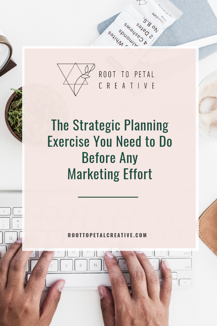 Ideal client exercises, audience surveys, brand personality quizzes…while these activities to discover and refine your brand and brand strategy are important, there's one exercise that I don't believe gets enough love in the online branding space.