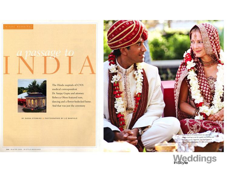 Sanjay Gupta Indian Wedding