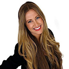 Lindsay Piram of Lindsay Piram Creative headshot